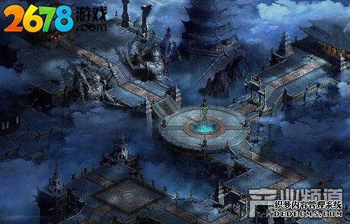 九层妖塔2678《蓝色传奇》天下霸唱魔幻世界
