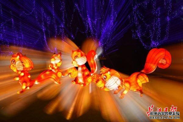 3万元大奖邀您设计花灯,获奖作品将在园博花灯会展出